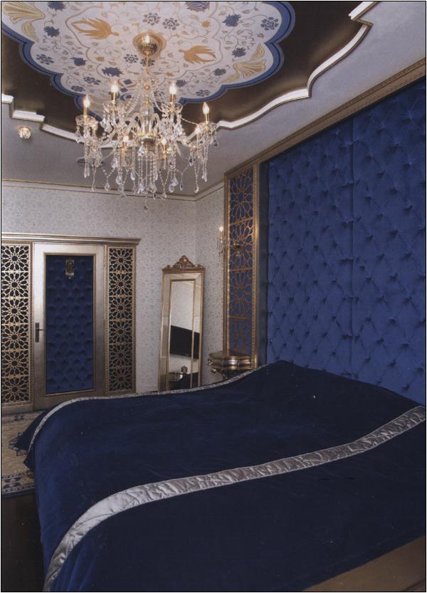 Люстра над кроватью по Фен Шуй