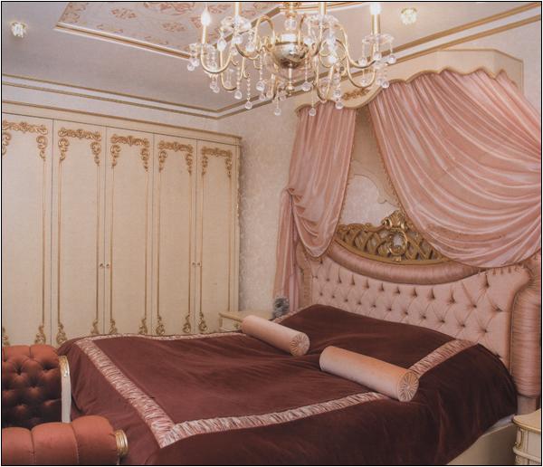 Люстра над кроватью по Фэн Шуй